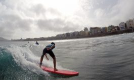 University Surf School y www.miplayadelascanteras.com firman un convenio de colaboración para difundir los buenos hábitos del surfero