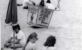 Postureo playero de los años 80