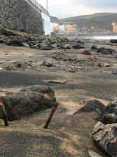 Urge una acción inmediata para la playa de la Cicer