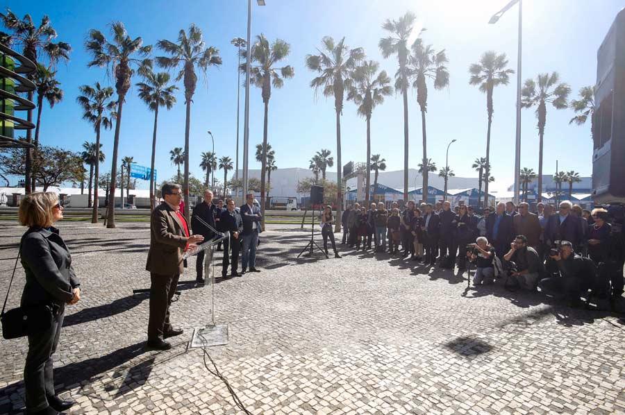 La plaza del Woermann llevará el nombre del arquitecto Joaquín Casariego
