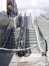 La escalera mecánica de la Cicer funcionará en junio