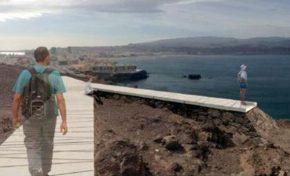 Se empiezan a construir los miradores de La Isleta y El Confital