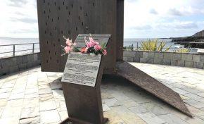 """Ofrenda floral, poemas y música el lunes 20 en el monumento """"Luces en el Vacío"""" por el 10º aniversario de la tragedia del vuelo JK5022"""