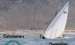 Aplazada. Comienza la temporada de regatas de barquillos de vela latina en la bahía de El Confital
