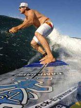 Se abren las inscripciones para la prueba del Circuito Mundial de Stand Up Paddle Surf (SUP) que se celebrará en Las Canteras