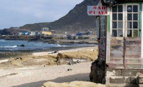 """El """"Playa"""", el último bar de El Confital"""