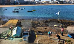 Pescadores de La Puntilla