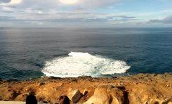 La diputada autonómica Noemí Santana se reúne con la comunidad surfera de Gáldar