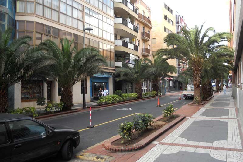 Las obras de peatonalización de Luis Morote comenzarán en junio