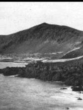 El Confital en blanco y negro. Sobre 1950