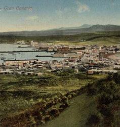 Cuando las olas cruzaron de Las Canteras al puerto de La Luz