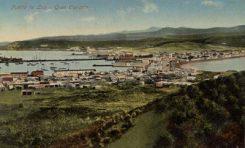 """Reseña histórica de 1803 """"Cresiente grande del mar"""""""
