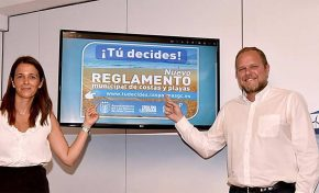 Ciudad de Mar abre el proceso de participación ciudadana para el nuevo reglamento de costas y playas
