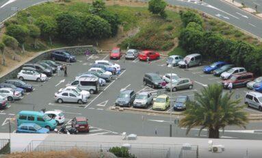 El centro de salud de Guanarteme tendrá zona azul para facilitar la rotación de aparcamientos