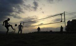 Figuras internacionales del futvoley mundial se darán cita el 21 y 22 de julio en Las Canteras