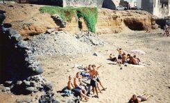 El Piti, un lugar de la playa de la Cicer con dos versiones sobre su topónimo