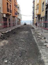 Comienzan las obras de peatonalización de las calles que dan al paseo por la Cicer