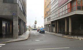Un proyecto vecinal quiere que la calle Gran Canaria en el istmo sea de doble sentido