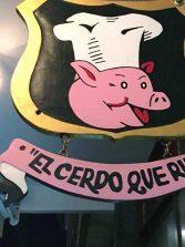 """Cierra el histórico """"El Cerdo que ríe"""""""