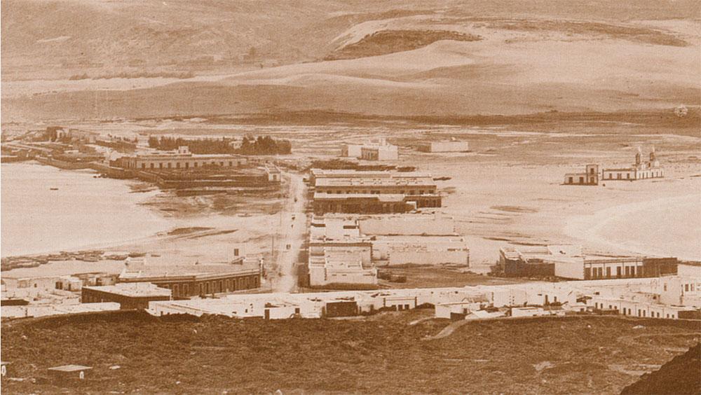 El istmo en el siglo XIX