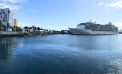 El nuevo 'Mein Schiff 1' inaugura las escalas de cruceros en septiembre en Las Palmas de Gran Canaria