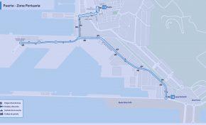 Una nueva línea de guaguas conectará Manuel Becerra con la zona portuaria