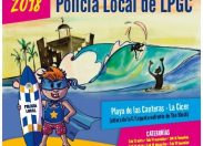 Circuito Promesas de surf y bodyboard Conmemoración del Patrón de la Policia de Las Palmas de Gran Canaria
