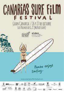6º edición del Surf Film Festival, 26 y 27 de octubre en el Museo Elder. Programa.