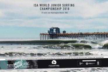 8 jóvenes deportistas canarios en la selección nacional de surf que participará en el ISA World Junior Surfing Championship 2018 de California