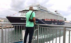 Las Palmas de Gran Canaria recibe a cinco cruceros en el primer domingo de noviembre