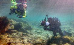 Una exposición sobre arqueología subacuática este fin de semana en Saulo Torón explica el patrimonio sumergido de la ciudad