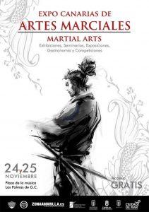 El parque de la Música acoge los días 24 y 25 noviembre una de las ferias másinnovadoras de las artes marciales y los deportes de contacto de Europa