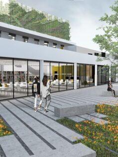El Ayuntamiento da un nuevo impulso a las obras de la nueva Biblioteca Josefina de la Torre