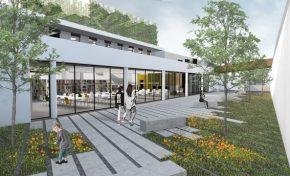 La nueva biblioteca Josefina de la Torre de Las Canterasestará finalizada en verano del 2019