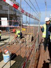 El Ayuntamiento y el Cabildo invierten 700.000 euros en la peatonalización de ocho calles en el entorno de la playa de la Cicer