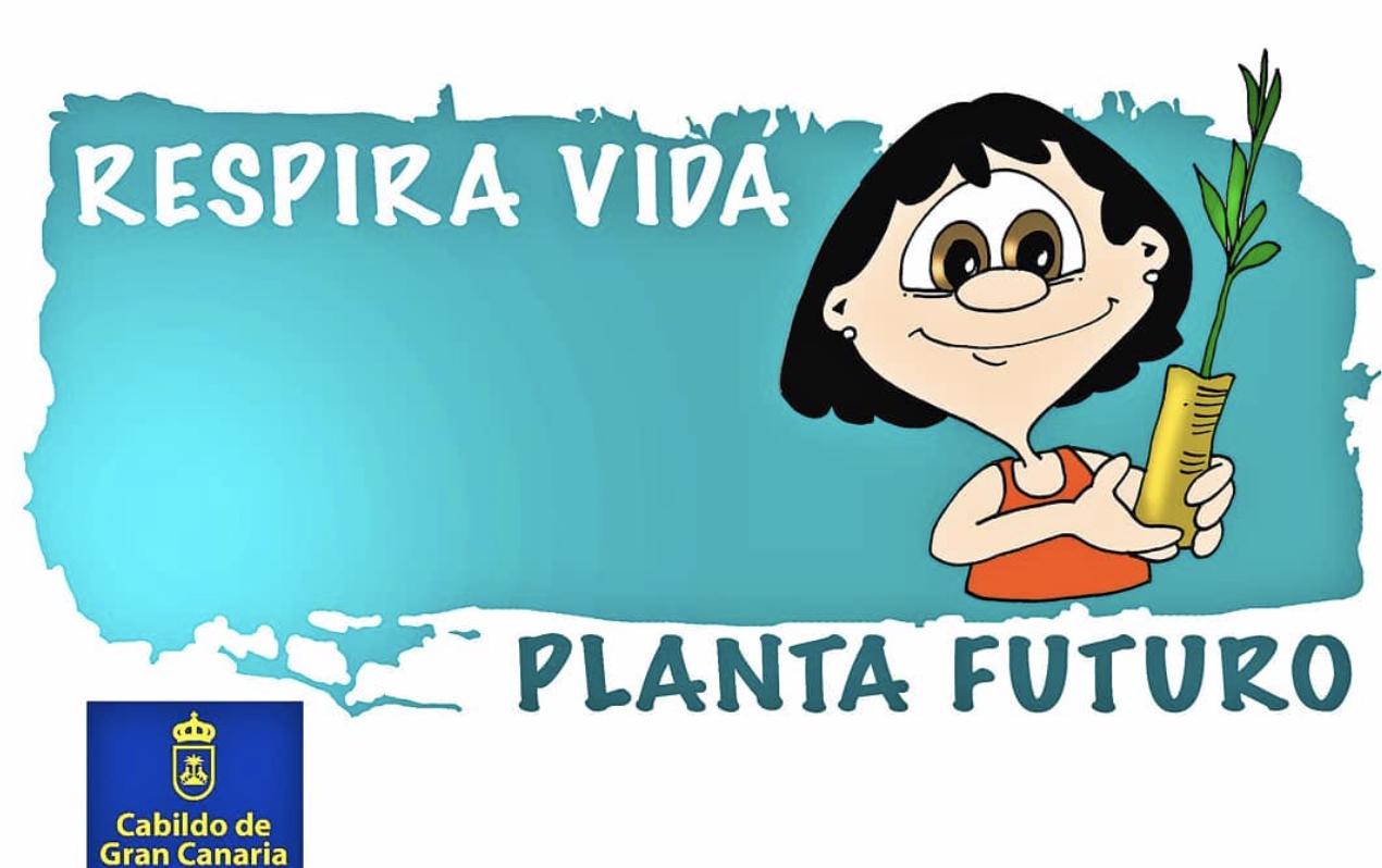 ¿Quieres participar en la reforestación de Gran Canaria plantando un árbol?