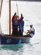 El barquillo conejero Congelados Africamar se proclama campeón de Canarias en la bahía de El Confital