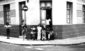 """Club de surf """"Canaria"""",  primer club de Canarias"""