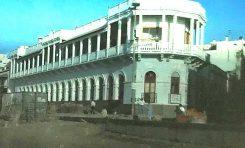 1993: construyendo el nuevo paseo de Las Canteras