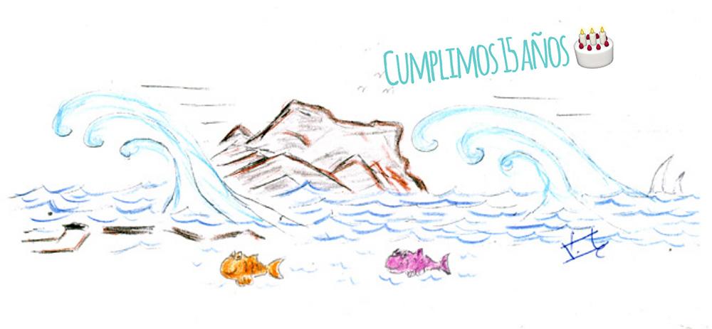 """www.miplayadelascanteras.comcumple 15 años de """"vida"""""""