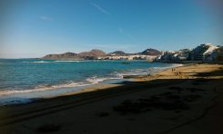 Tour of the Las Canteras Beach
