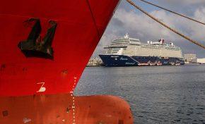 Las Palmas de Gran Canaria espera siete escalas de grandes barcos de recreo la primera semana de noviembre
