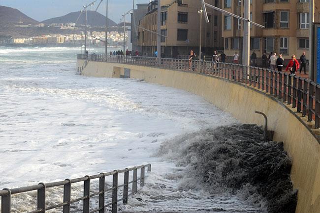 El nivel y el calentamiento de los océanos siguieron aumentando en 2018 según datos de la Organización Meteorológica Mundial (OMM)