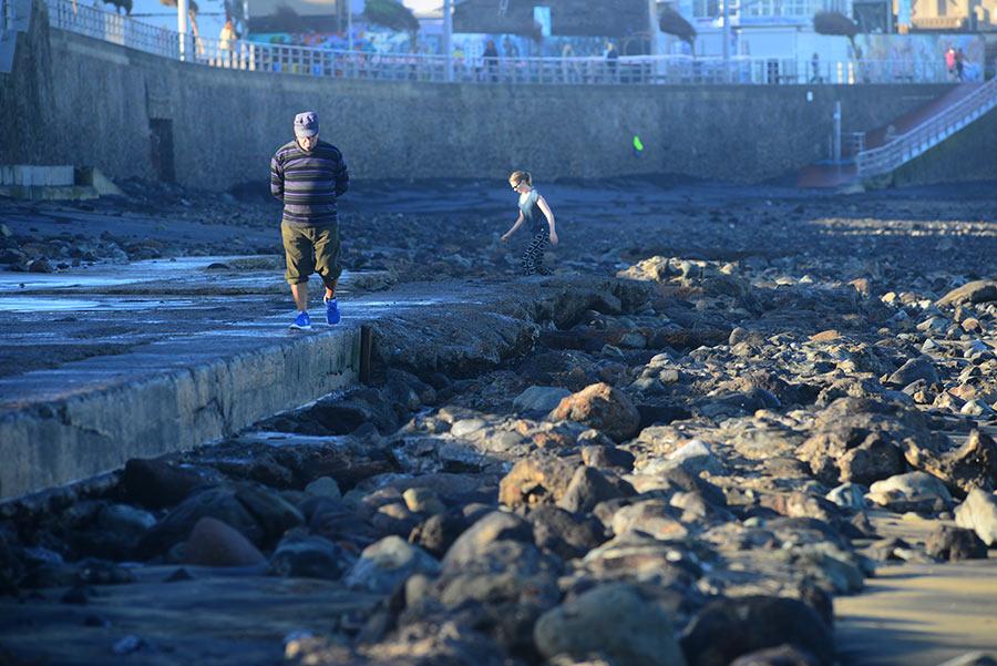 Ahora es el momento de actuar en la playa de La Cicer