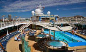 Las Palmas de Gran Canaria recibe a siete cruceros en el fin de semana