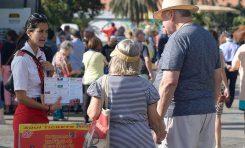 Las Palmas de Gran Canaria espera a seis cruceros durante el tercer fin de semana de diciembre