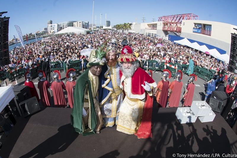 Los Reyes Magos cuidan del medio ambiente