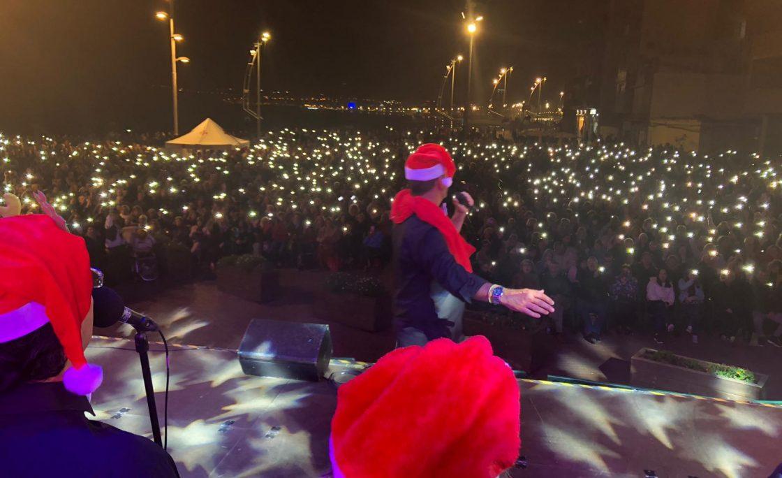 El Ayuntamiento se lleva el concierto navideño de La Trova para la plaza de Santa Ana