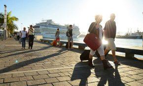 El 'Europa 2' estrena las escalas de cruceros este fin de semana en Las Palmas de Gran Canaria