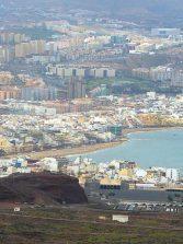 Defensa iniciarápronto obras en la red de saneamiento de la Base Militar de La Isleta por si tuviera relación con lacontaminación de El Confital
